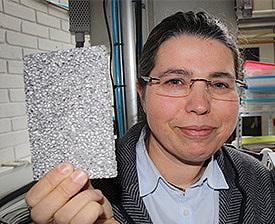 Isabel Duarte, pesquisadora do Departamento de Engenharia Mecânica (DEM) da Universidade de Aveiro (Portugal).