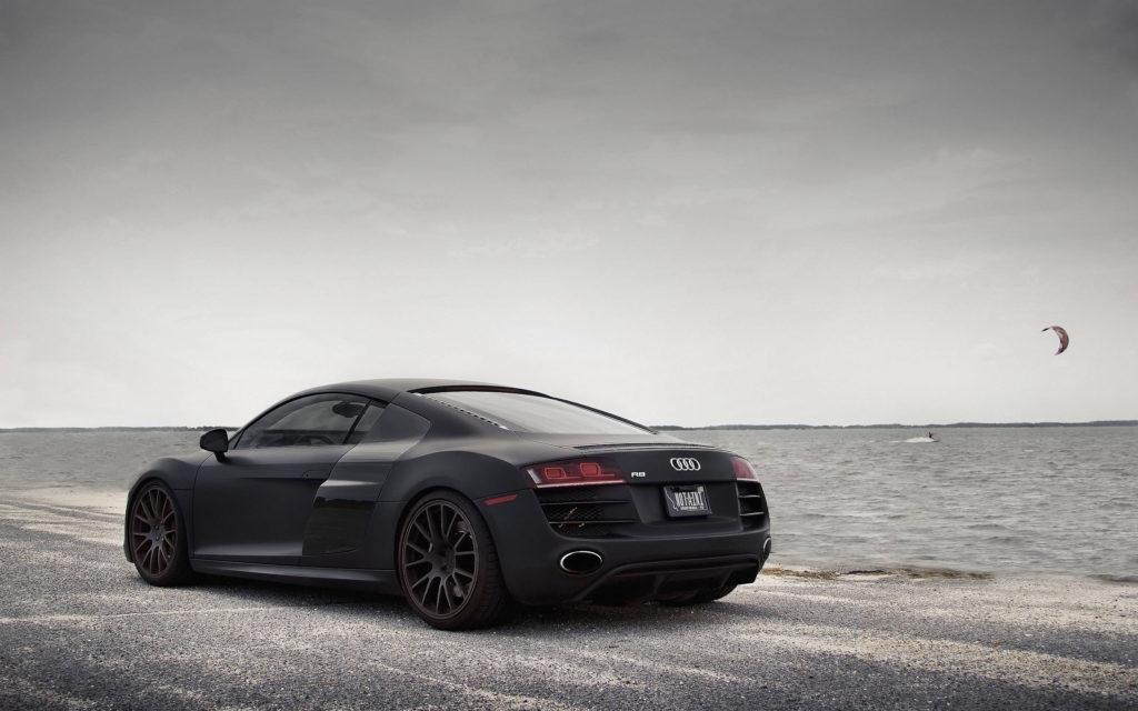 Audi R8. Divulgação: Novelis