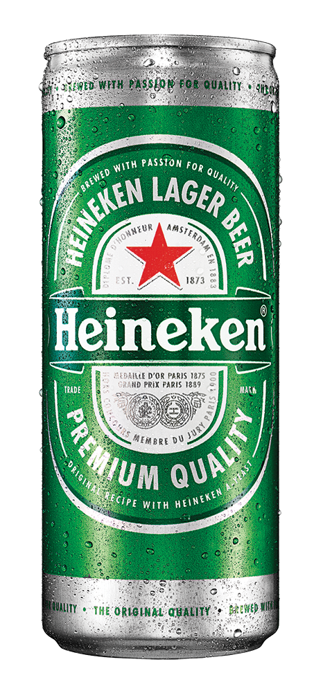 """Versão """"mini"""" da Heineken, de 250 ml, foi lançada especialmente para o mercado brasileiro"""