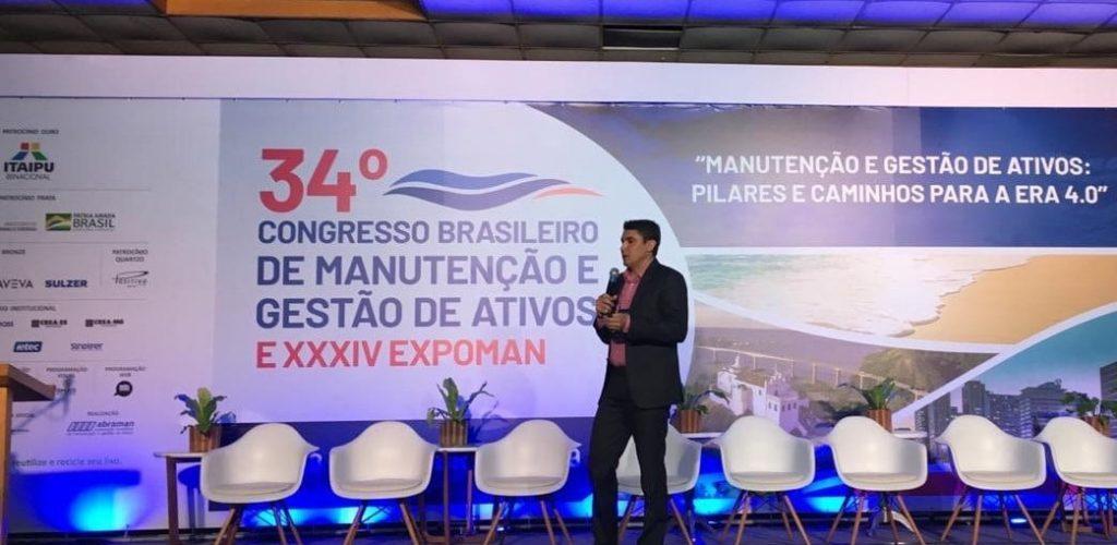 1.Gustavo Lopes_ Gerente do Sistema de Gestão Bauxita & Alumina_Mineração Paragominas