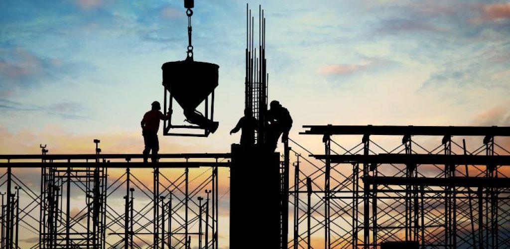 construction silhouette