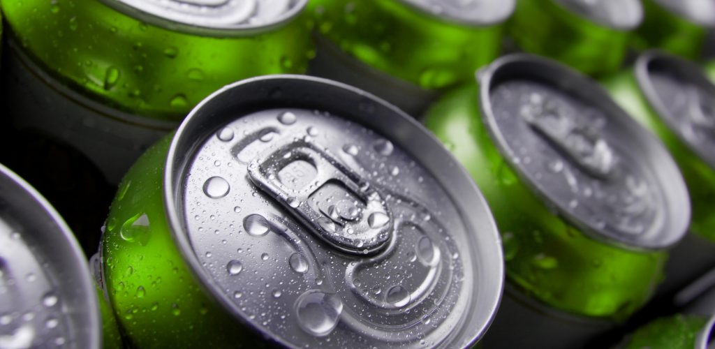 Consumo de latas de alumínio cresce no Brasil em 2017
