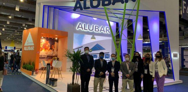 Equipe Comercial da Alubar na Eletrotec (1)