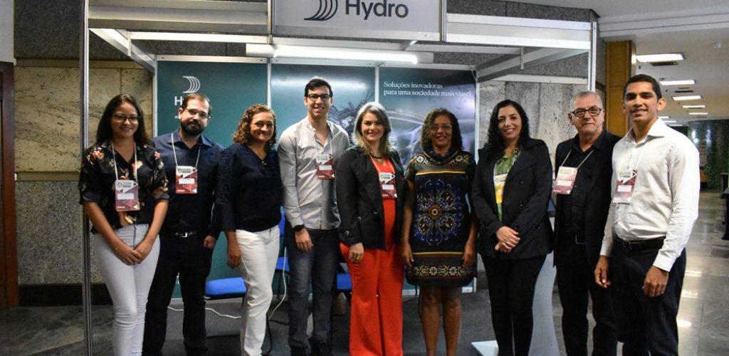 Hydro na II Conferência Brasileira de Restauração Ecológica