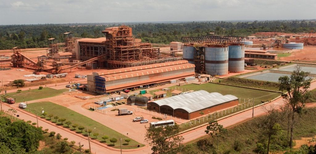 Mineração Paragominas Foto