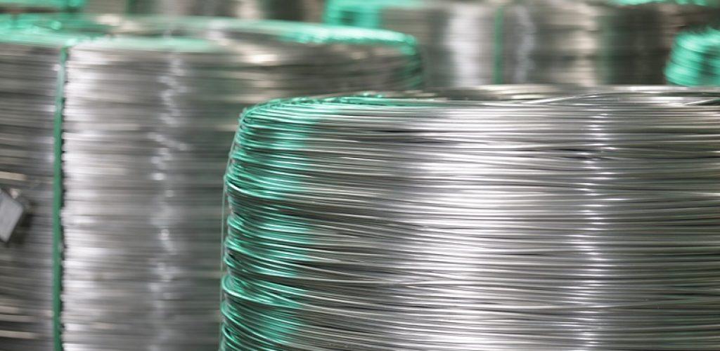 Vergalhões de Alumínio ALUBAR