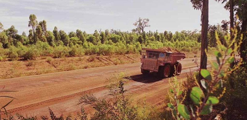 truck-in-rehabilitated-area-huntly-australia-131
